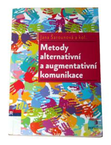 Jana Šarounová: Metody alternativní a augmentativní komunikace