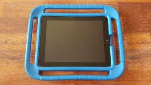 iPad v obalu