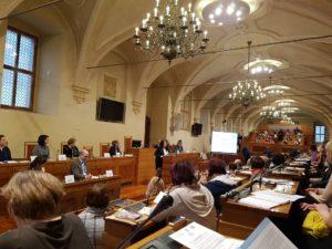 Konference v Senátu
