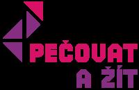 Logo programu Pečovat a žít
