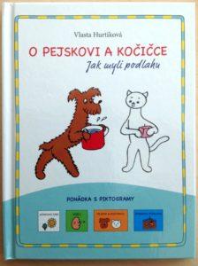 O pejskovi a kočičce, pohádka s piktogramy