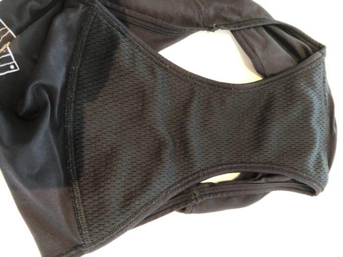 savá vrstva menstruačních kalhotek