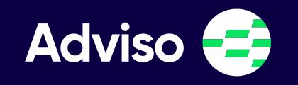 Logo společnosti Adviso finance