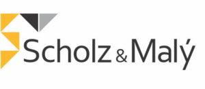 Logo Advokátní kanceláře Scholz & Malý