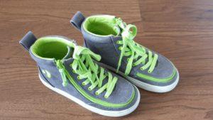 Celorozepínací boty značky BILLY Footwear
